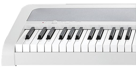 piano digital b1sp wh korg adagio instrumentos. Black Bedroom Furniture Sets. Home Design Ideas